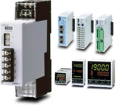 RKC Instrument COM-JC CC-Link fieldbus interface for FB series and SRZ system