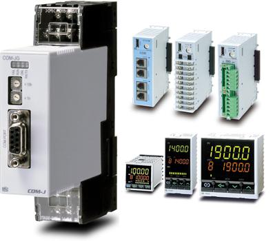 RKC Instrument COM-JG ProfiBUS interface for FB and SRZ series