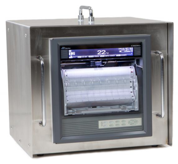 temperature recorder for heat-treatment PWHT incl. calibration certificate