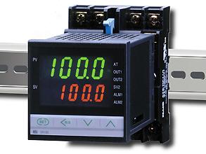 RKC Instrument DIN-rail Temperaturregler oder Maximalthermostat
