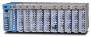 RKC Instrument SR mini HG proces en temperatuur regelsysteem voor DIN-rail montage