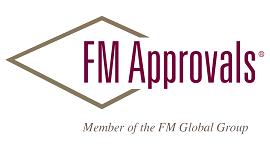 FM Approvals keurmerk