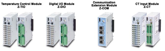 RKC Instrument SRZ system multichannel temperature control modules